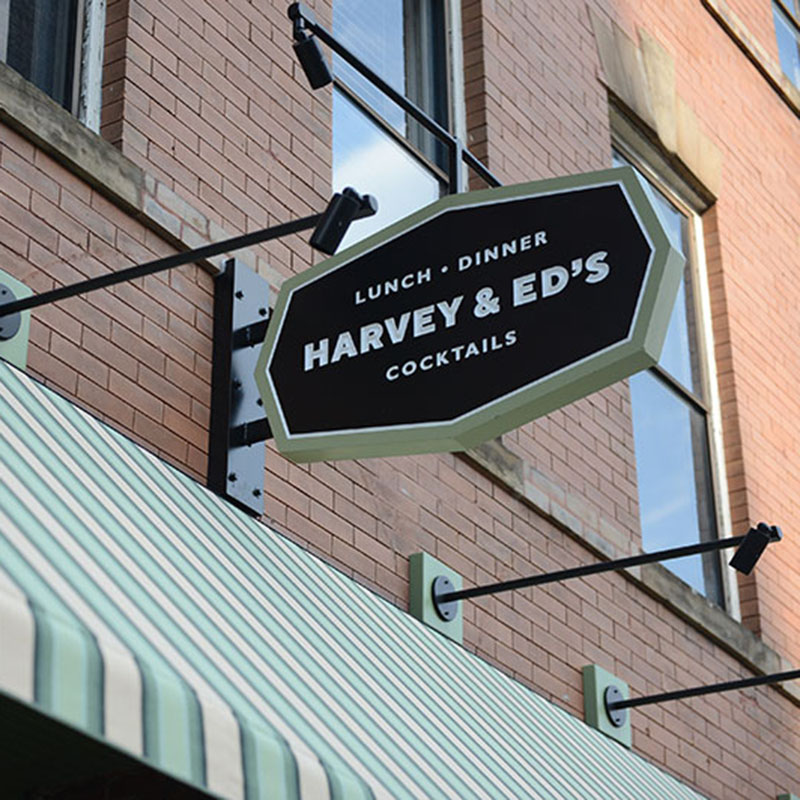 Harvey & Ed's