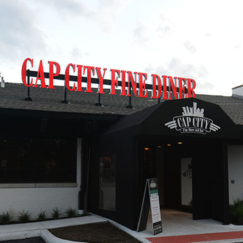 Cap City Fine Diner Grandview