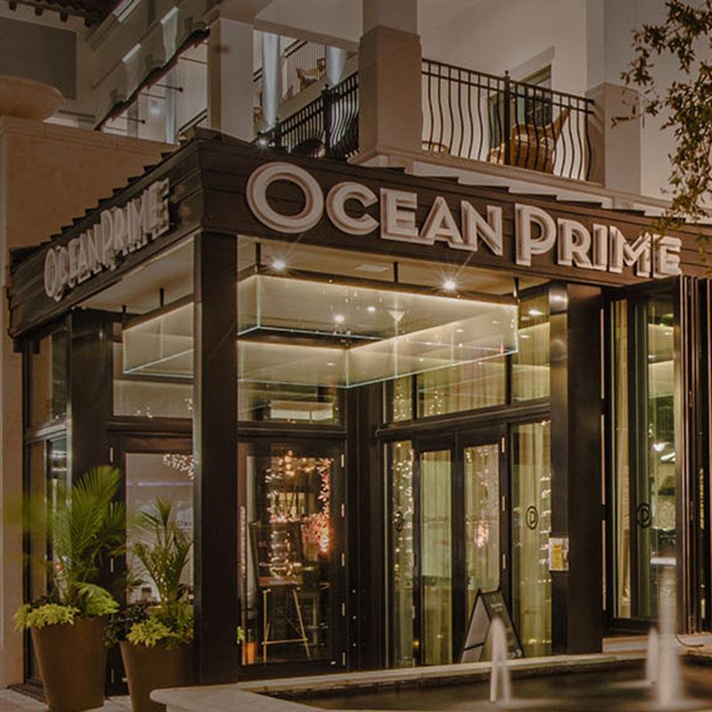 Ocean Prime Naples