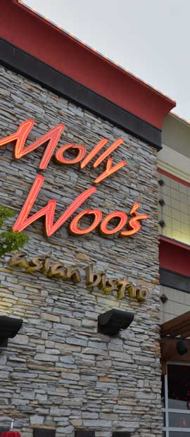exterior of Molly Woo's