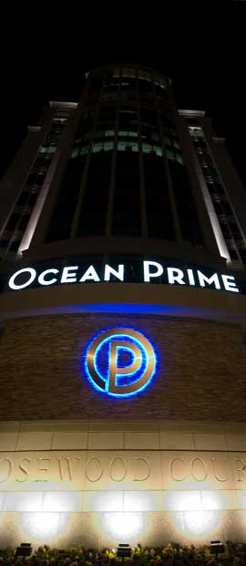 exterior of Ocean Prime Dallas